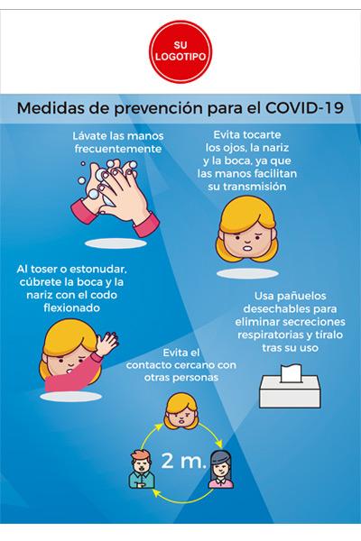 Vinilo Medidas de Prevención